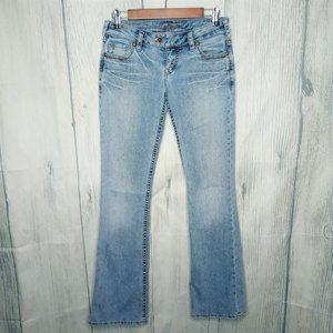 Women's Light Wash Silver Jeans size 27, size 4
